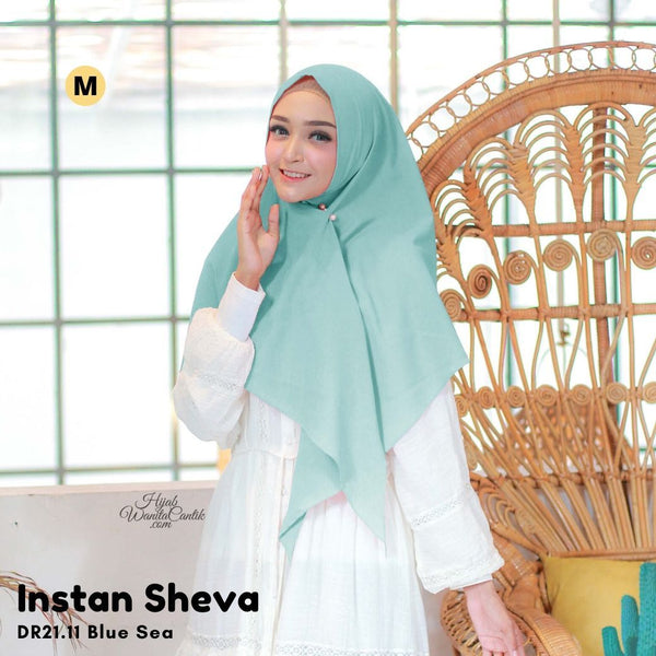 Instan Sheva - DR21.11 Blue Sea