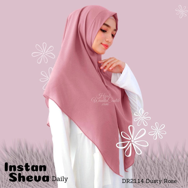 Instan Sheva - DR21.14 Dusty Rose