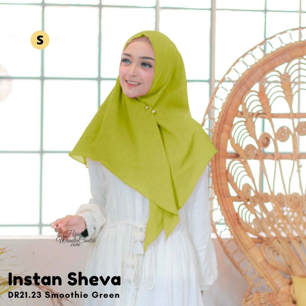 Instan Sheva - DR21.23 Smoothie Green