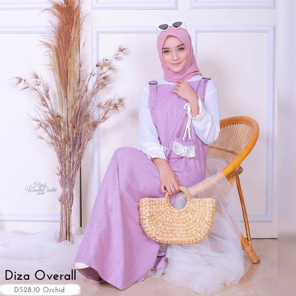 Diza Overall - DS28.10 Orchid