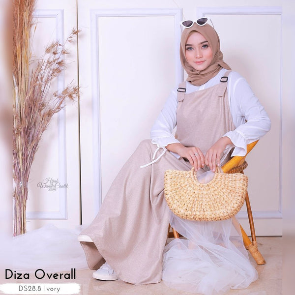 Diza Overall -DS28.8 Ivory