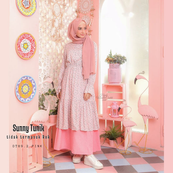 Sunny Tunik - DT89.2 Pink