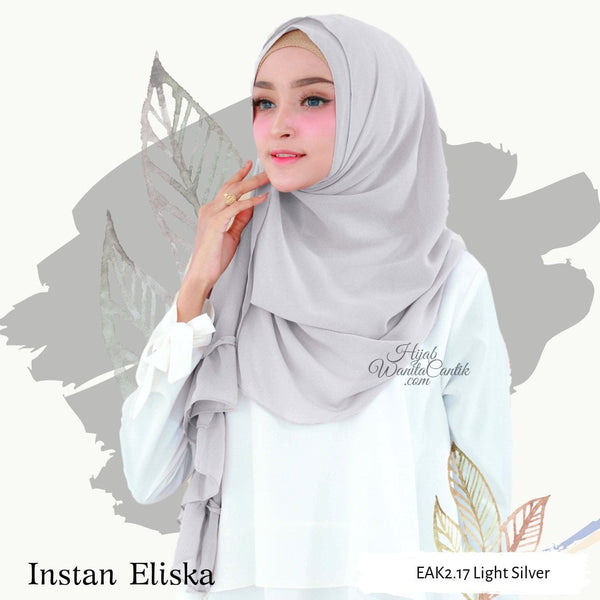 Instan Eliska - EAK2.17 Light Silver
