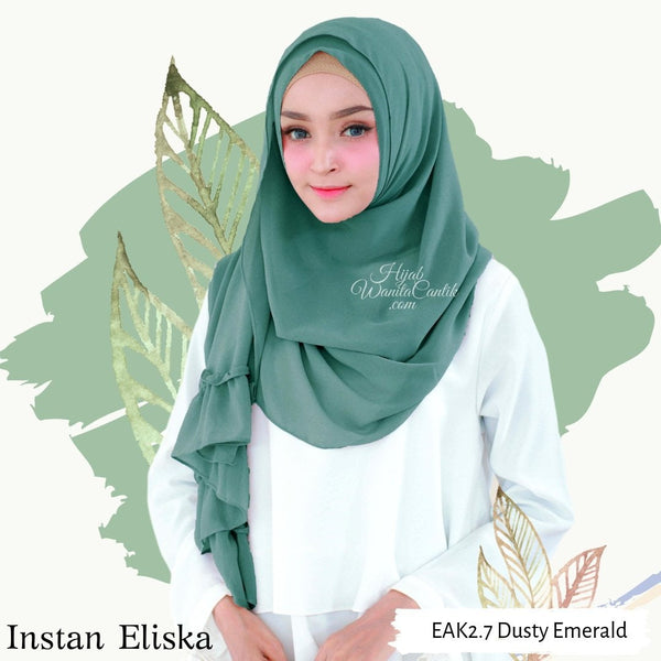 Instan Eliska - EAK2.7 Dusty Emerald
