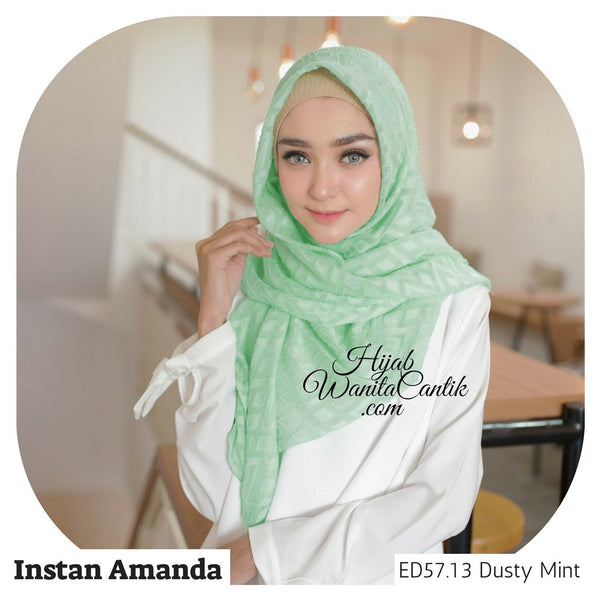 Instan Amanda  - ED57.13 Dusty Mint