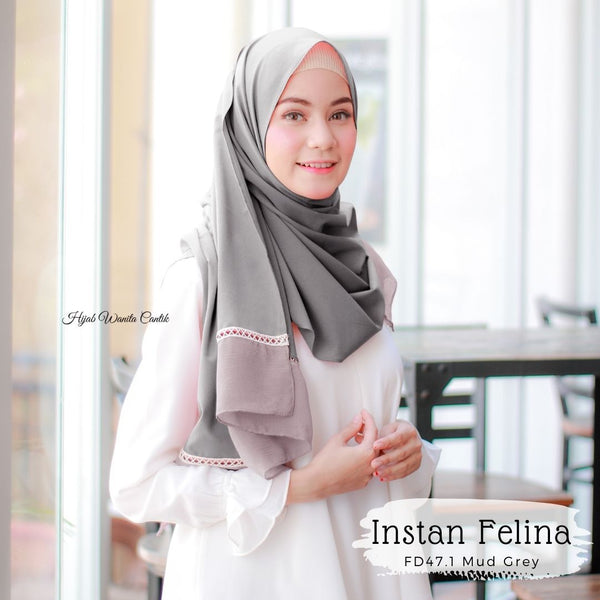 Instan Felina - FD47.1 Mud Grey