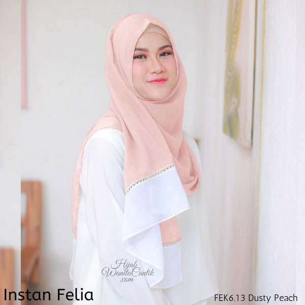 Instan Felia - FEK6.13 Dusty Peach