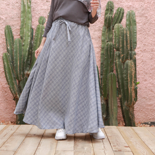 Mae Skirt - KR71.1 Soft Navy