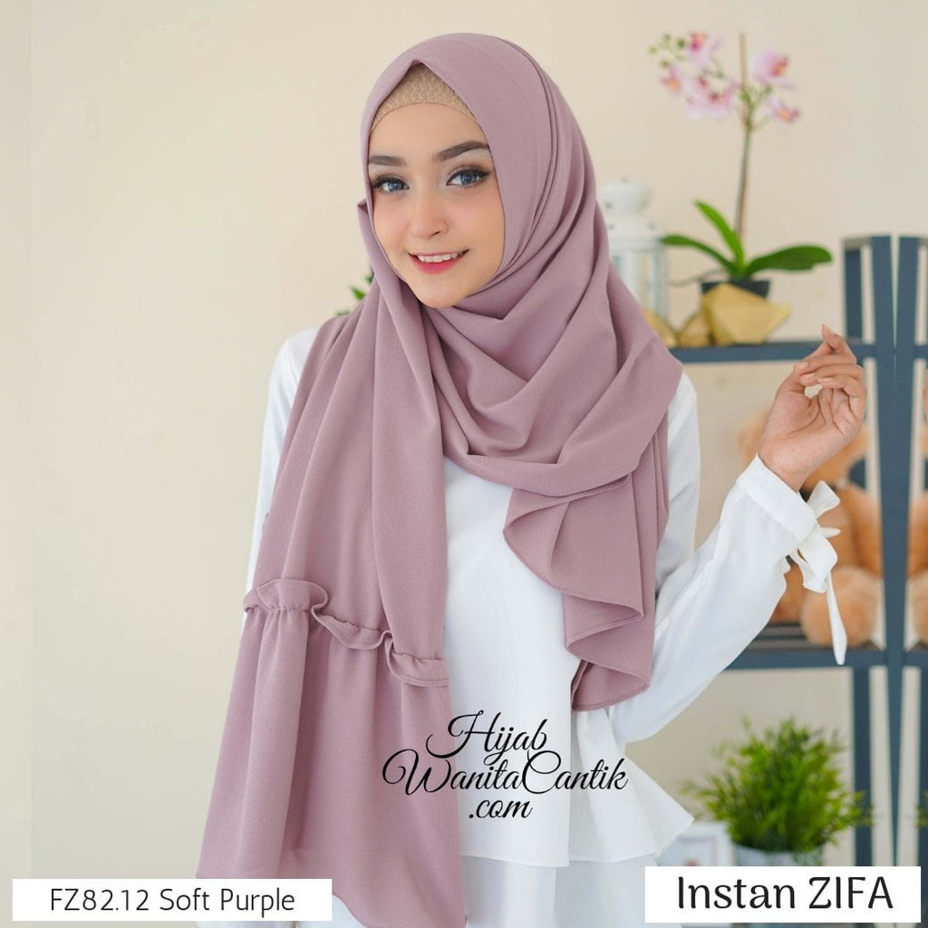 Instan Zifa - FZ82.12 Soft Purple