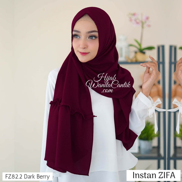 Instan Zifa - FZ82.2 Dark Berry