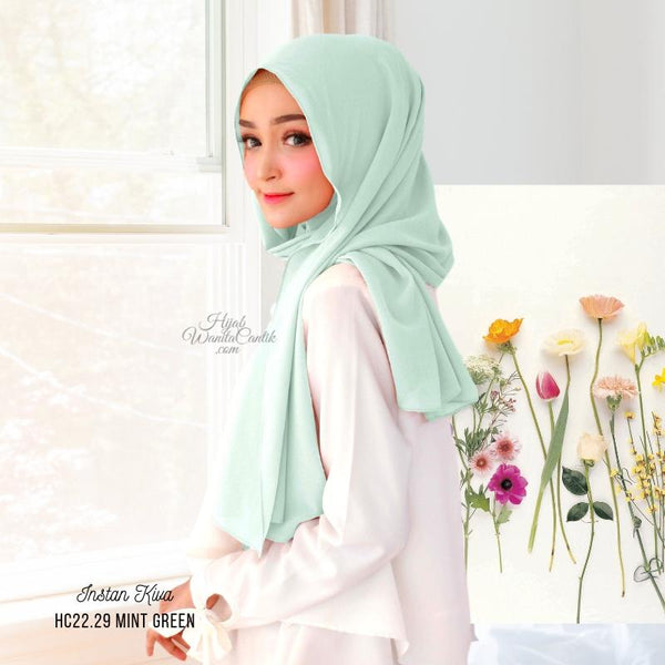 Instan Kiva - HC22.29 Mint Green