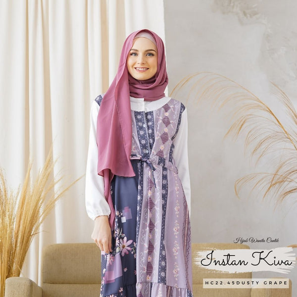 Instan Kiva - HC22.45 Dusty Grape