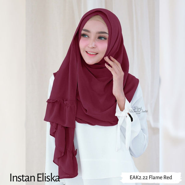 Instan Eliska - EAK2.22 Flame Red