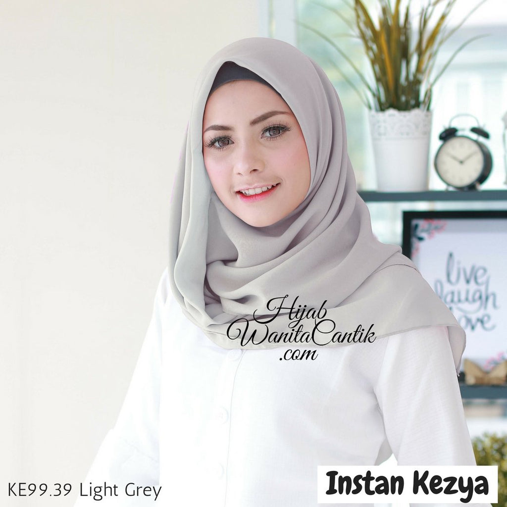 Instan Kezya - KE99.39 Light Grey