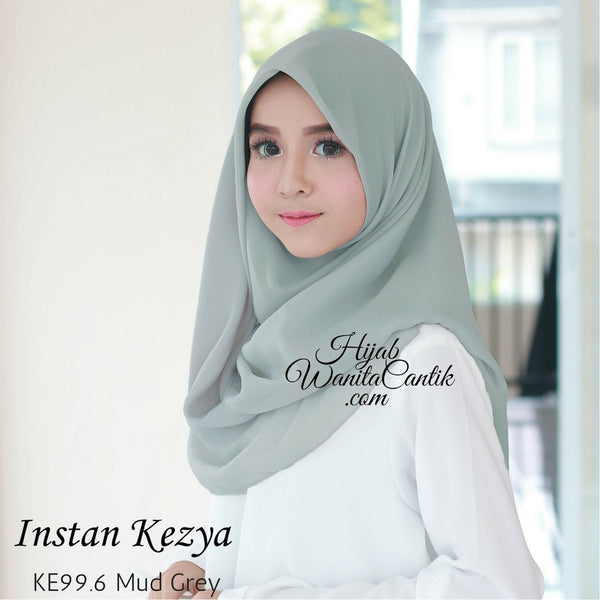 Instan Kezya - KE99.6 Mud Grey