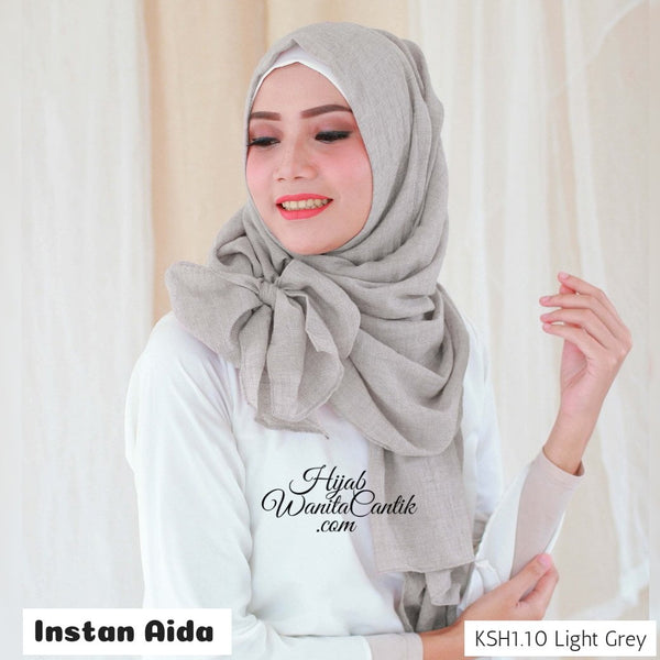 Instan Aida  - KSH1.10 Light Grey