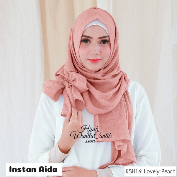 Instan Aida  - KSH1.9 Lovely Peach