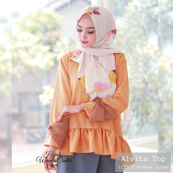 Alvita Top - LCT9.5 Orange Juice