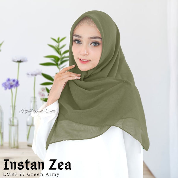 Instan Zea  - LM83.25 Green Army