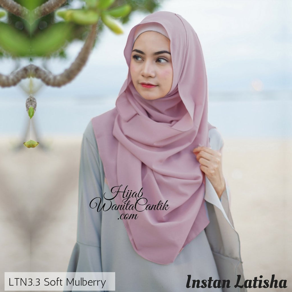 Instan Latisha - LTN3.3 Soft Mulberry
