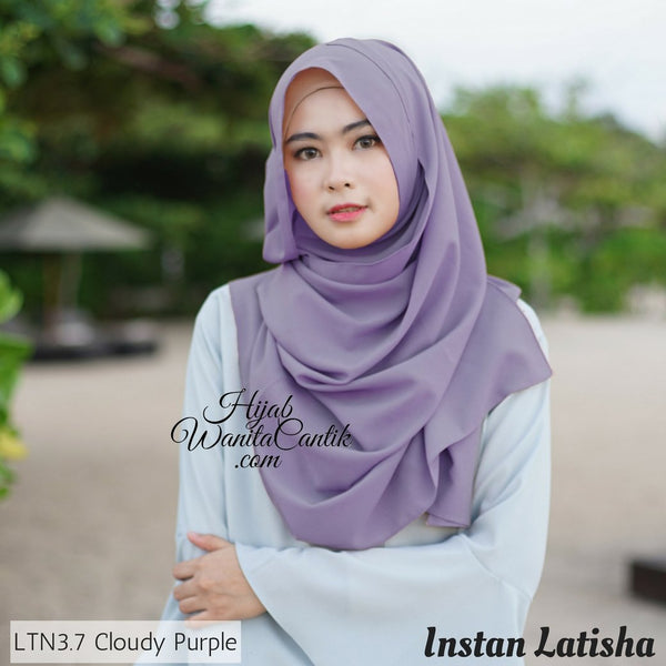 Instan Latisha - LTN3.7 Cloudy Purple