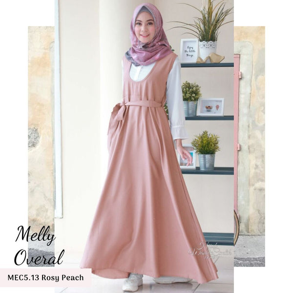 Melly Overal  - MEC5.13 Rosy Peach