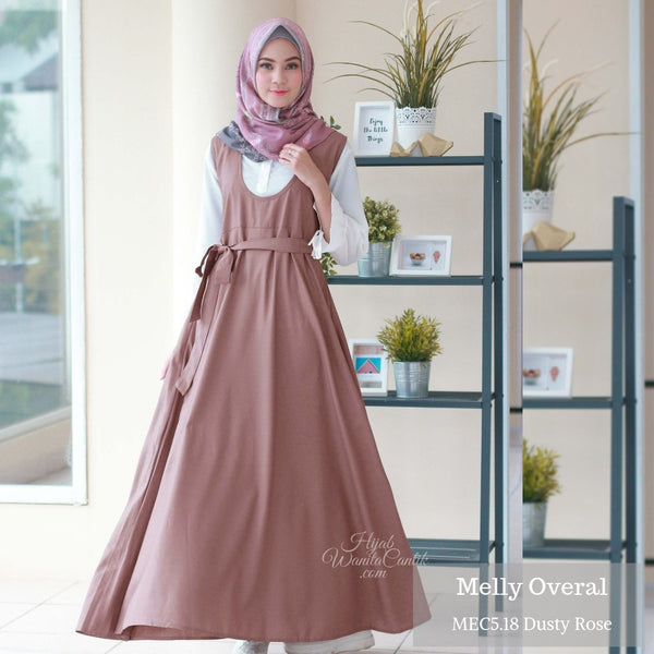 Melly Overal  - MEC5.18 Dusty Rose