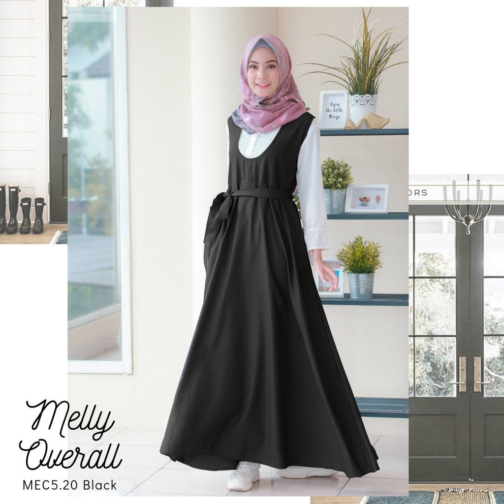 Melly Overal  - MEC5.20 black