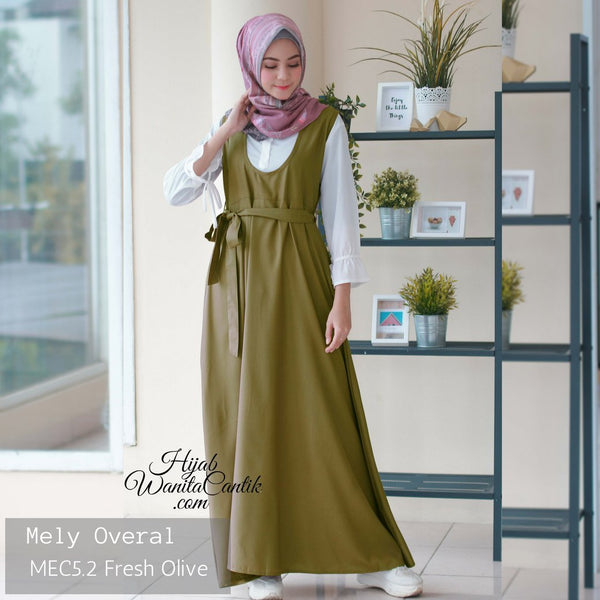 Melly Overal  - MEC5.2 Fresh Olive