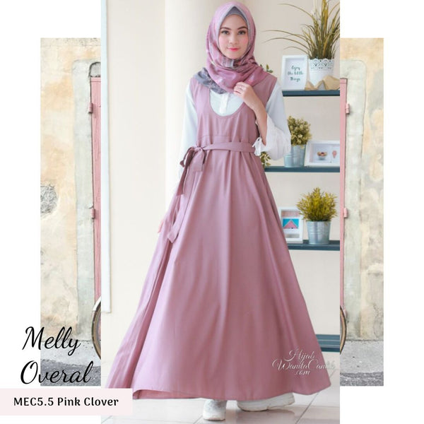 Melly Overal  - MEC5.5 Pink Clover