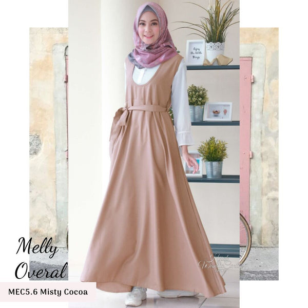 Melly Overal  - MEC5.6 Misty Cocoa