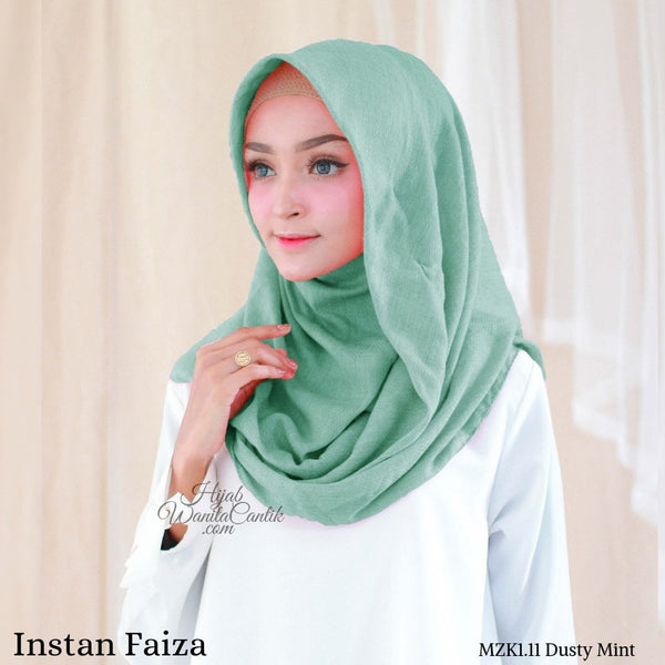 Instan Faiza - MZK1.11 Dusty Mint