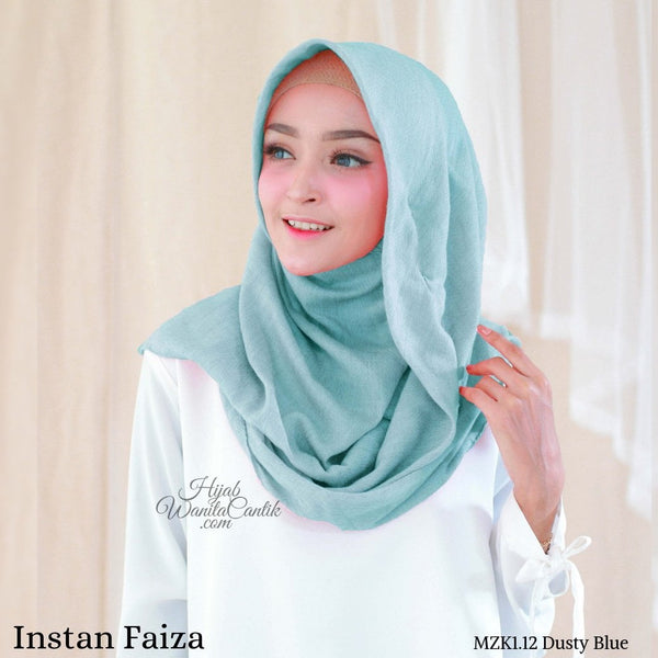 Instan Faiza - MZK1.12 Dusty Blue
