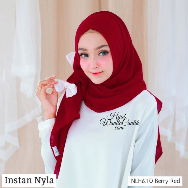 Instan Nyla  - NLH6.10 Berry Red