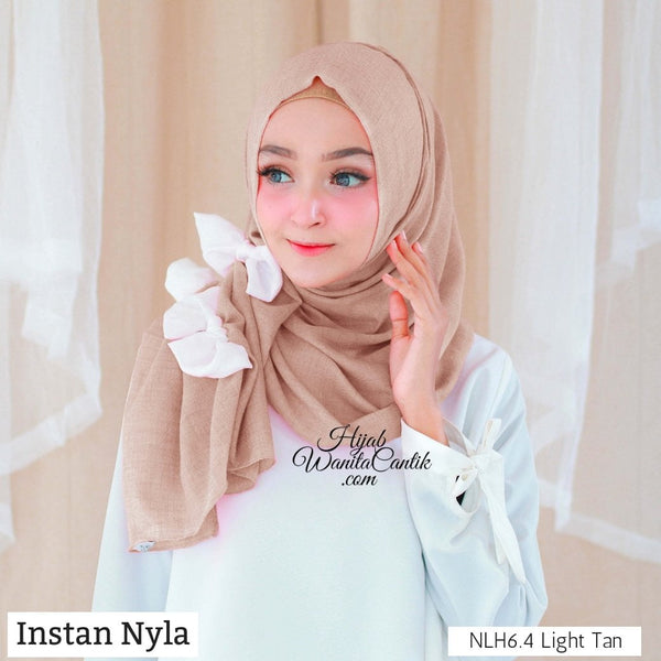 Instan Nyla  - NLH6.4 Light Tan