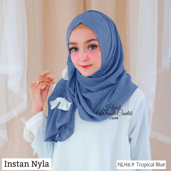 Instan Nyla  - NLH6.9 Tropical Blue