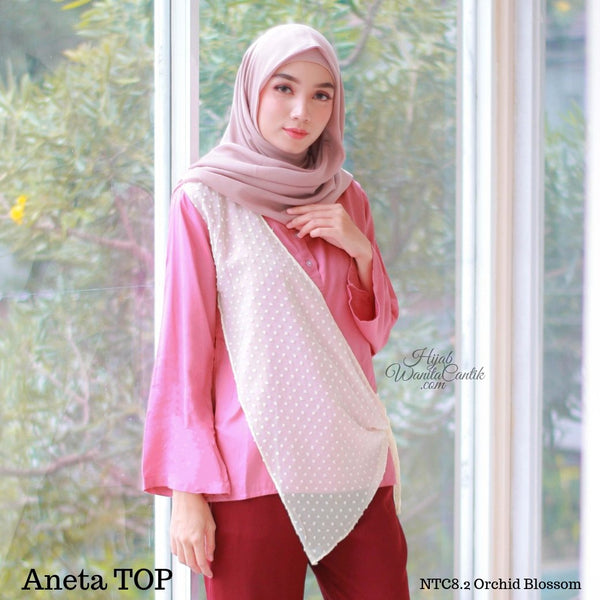 Aneta TOP  - NCT8.2 Orchid Blossom