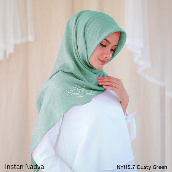 Instan Nadya - NYH5.7 Dusty Green