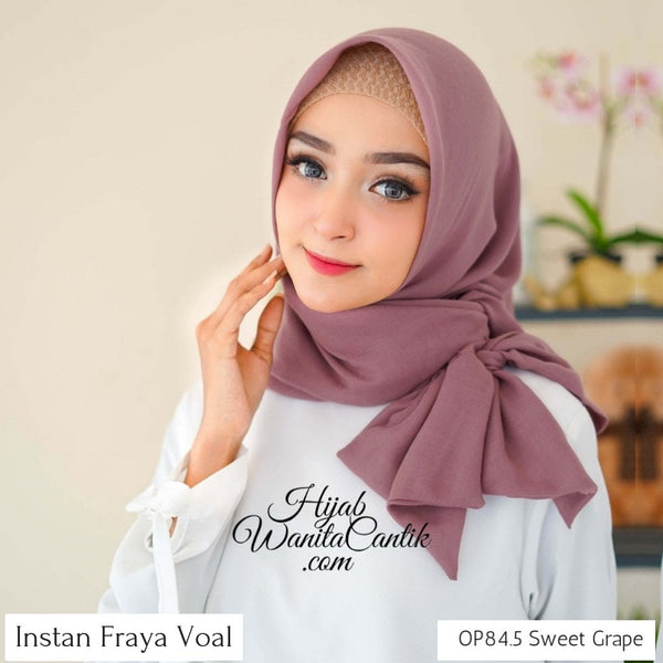 Instan Fraya Voal  - OP84.5 Sweet Grape