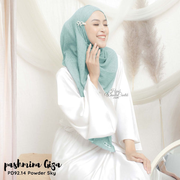 Pashmina Giza - PD92.14 Powder Sky