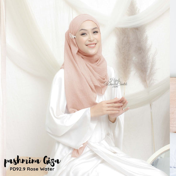 Pashmina Giza - PD92.9 Rose Water