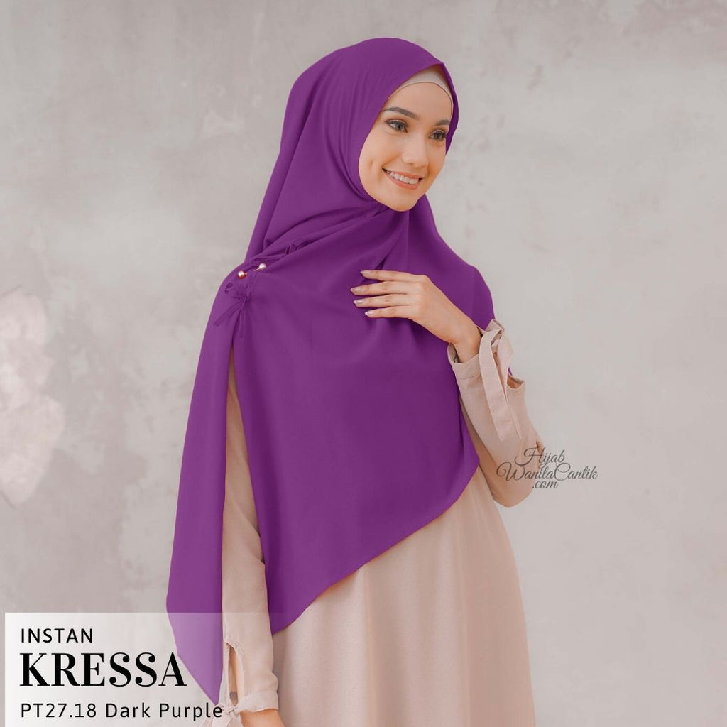 Instan Kressa - PT27.18 Dark Purple