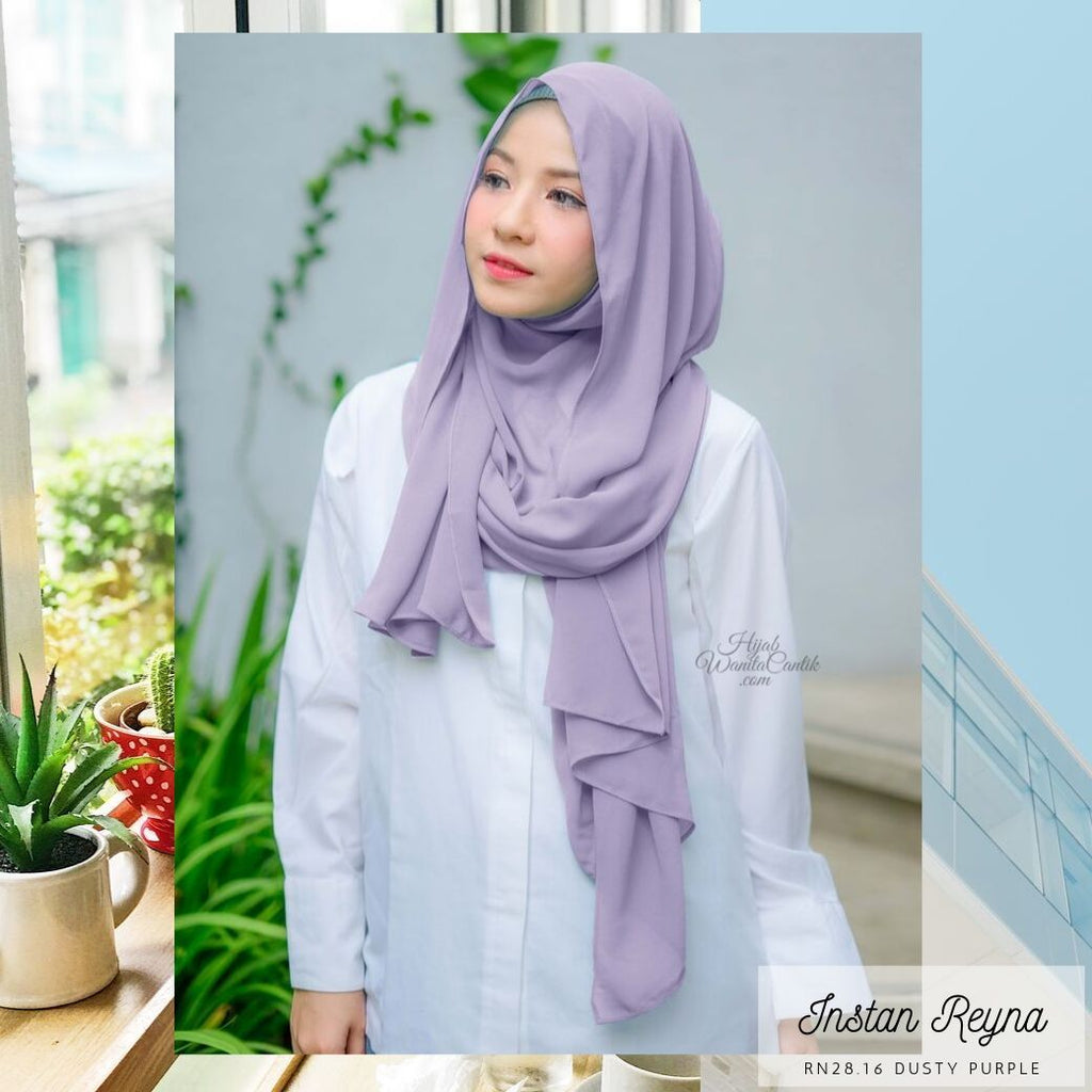 Instan Reyna - RN28.16 Dusty Purple