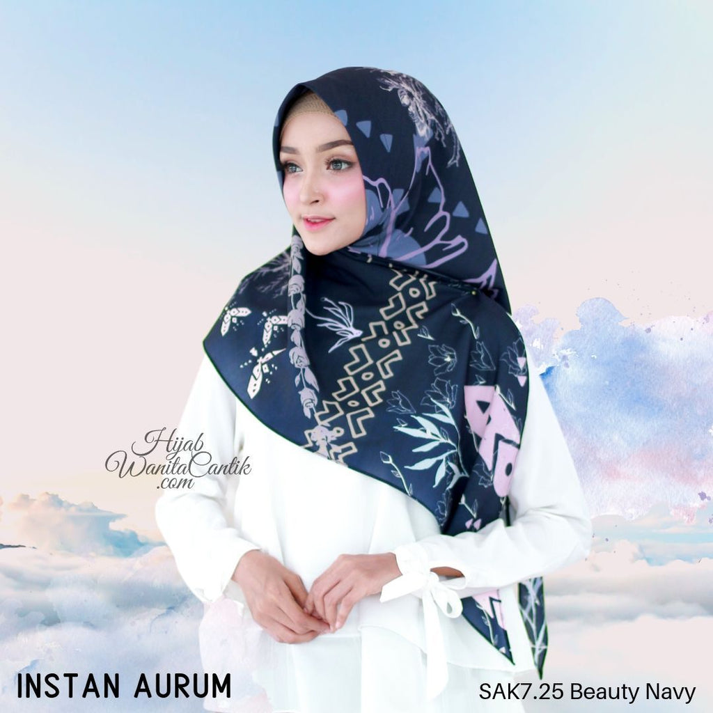 Instan Aurum  - SAK7.25 Beauty Navy