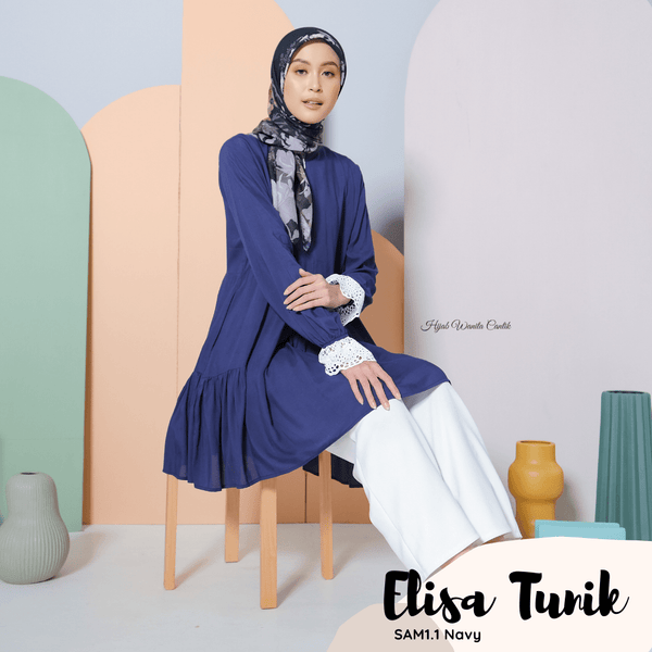 Elisa Tunik - SAM1.1 Navy