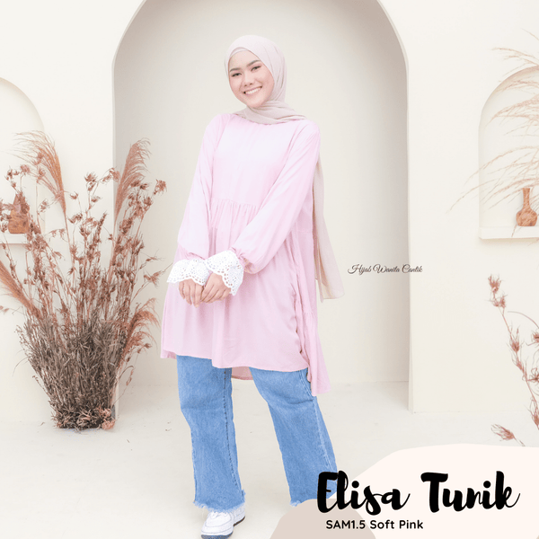 Elisa Tunik - SAM1.5 Soft Pink