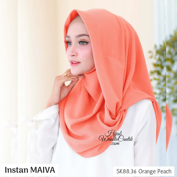 Instan Maiva - SK88.36 Orange Peach