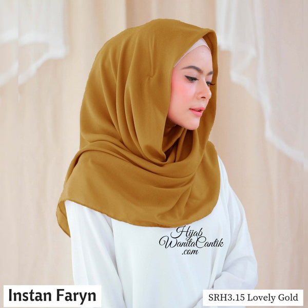 Instan Faryn  - SRH3.15 Lovely Gold