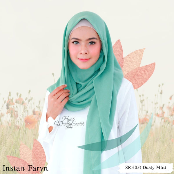 Instan Faryn  - SRH3.6 Dusty MInt