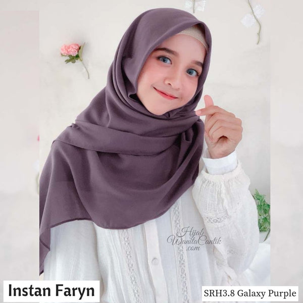 Instan Faryn  - SRH3.8 Galaxy Purple